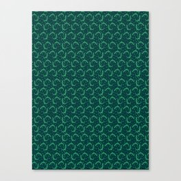 Little Lizards Canvas Print