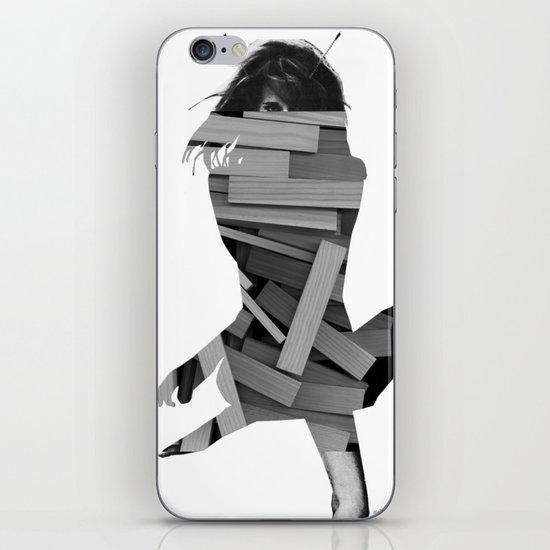 bulid a dream iPhone & iPod Skin