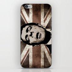UK BEAN iPhone & iPod Skin