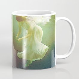 The angel and the mermaid Coffee Mug