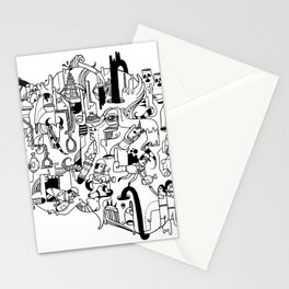 IRAN Stationery Cards