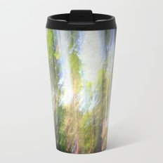 Sun shower in the Fairy Forest Travel Mug