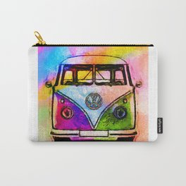Hippie Adventures Carry-All Pouch