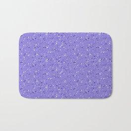 Lilac rubber flooring Bath Mat