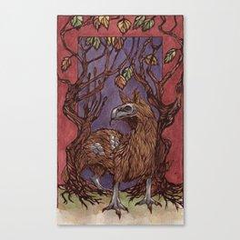Komodo Gryphon Canvas Print
