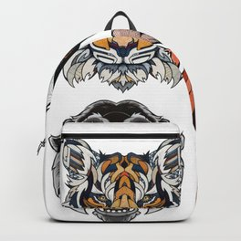 Animals Vector Backpack