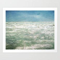 The Enchanted Sea Art Print