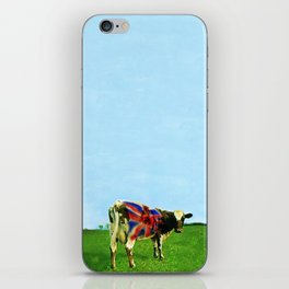 Atom Cow iPhone Skin