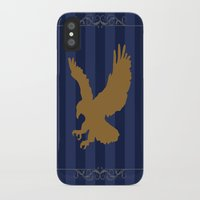 ravenclaw iPhone & iPod Cases featuring Ravenclaw by Winter Graphics