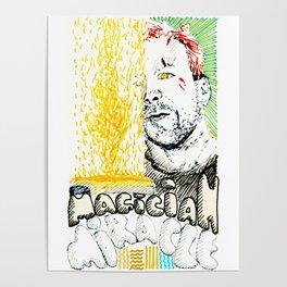 Korben Dallas Poster