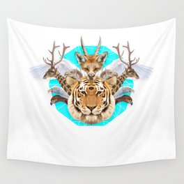 Cryptozoology Wall Tapestry