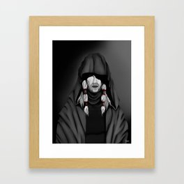 Darth Traya Framed Art Print