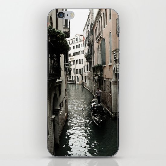Venezia Love iPhone & iPod Skin
