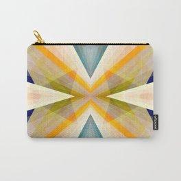 Geometric Mandala 04 Carry-All Pouch