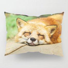 Cutie Foxy Nappy Pillow Sham