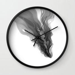Dancing Deep Wall Clock