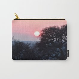 A Red Sunst Carry-All Pouch