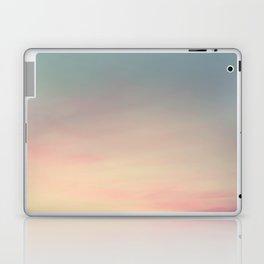 Pastel skies Laptop & iPad Skin