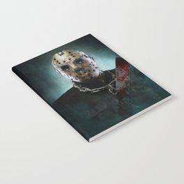 Jason Voorhees Notebook