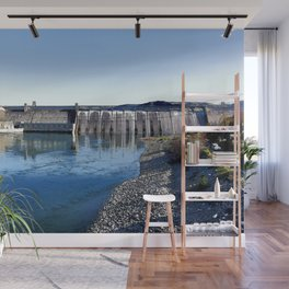 Grand Coulee Dam Wall Mural