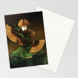 Avatar Kyoshi Stationery Cards