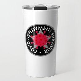 2020-21 Deployment Survivor - Star Version Travel Mug