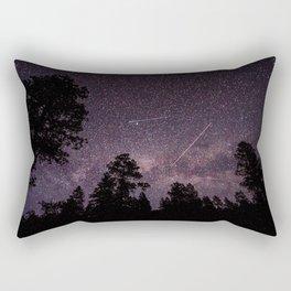 Busy Sky Rectangular Pillow
