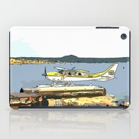 airplane iPad Cases featuring Airplane by Cindys