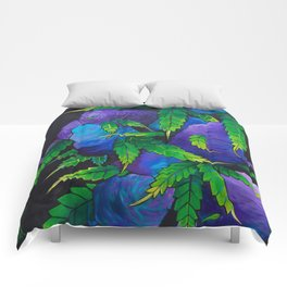 Purple Haze Comforters