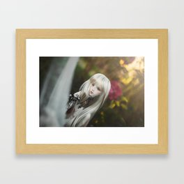 DREAM/INTROPIA. Framed Art Print