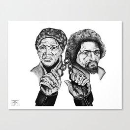 Groundbreakers Canvas Print