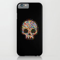 Spectrum Colors Arranged By Chance iPhone 6s Slim Case