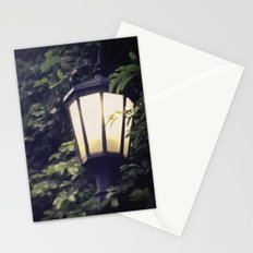 Overgrown Lamp Stationery Cards