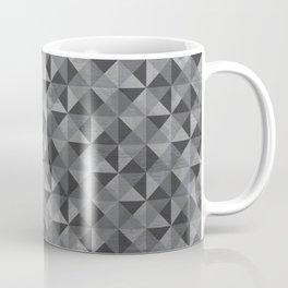 Geometric Grey pattern Coffee Mug