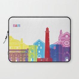 Bari skyline pop Laptop Sleeve