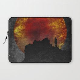 ash and fire Laptop Sleeve