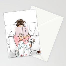 Lazy Sunday Stationery Cards