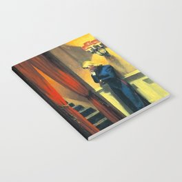 NEW YORK MOVIE - EDWARD HOPPER Notebook
