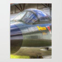 Turkish Air Force F104G Starfighter Poster