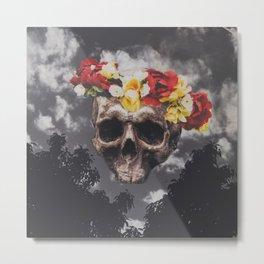 Death II Metal Print