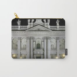 Archbasilica of Saint John Lateran, Rome, Italy Carry-All Pouch