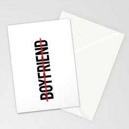 Anti Boyfriend Stationery Cards