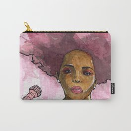 Macy Gray's Greatest Hits Carry-All Pouch