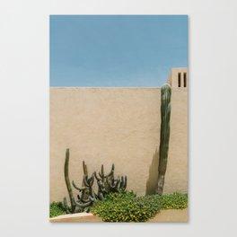 Cabo Architecture Canvas Print