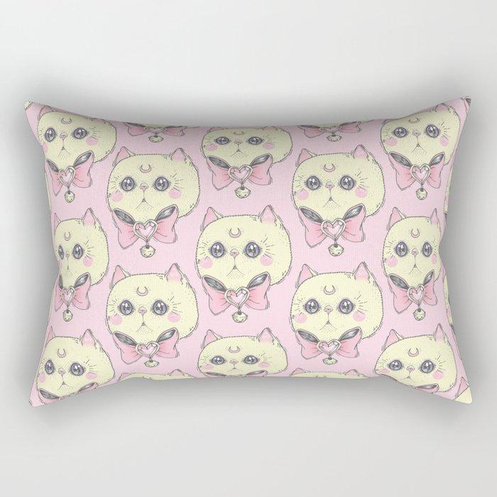 Meow Rectangular Pillow