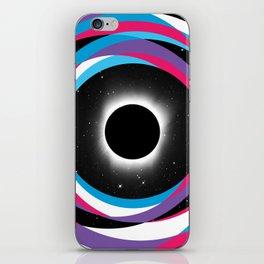 Night Eye iPhone Skin