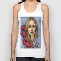 "les miserables Tank Tops featuring ""Les Miserables"" by musentango87"