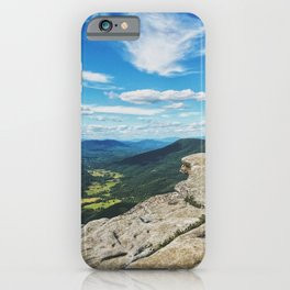 McAfee Knob Lookout • Appalachian Trail iPhone Case