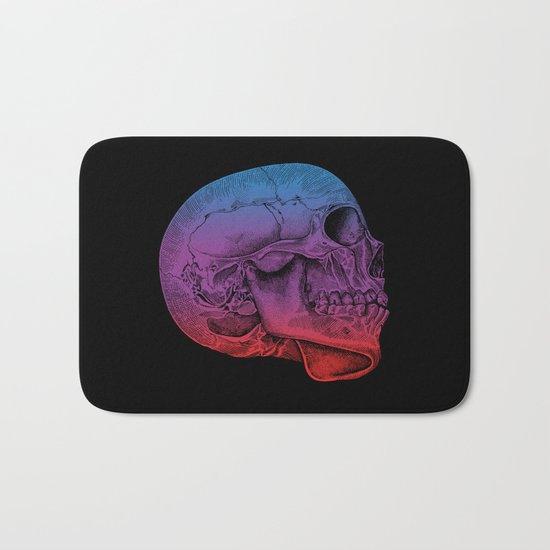 Rainbow Skull Joy Bath Mat
