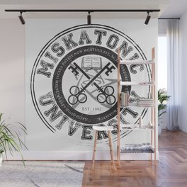 Miskatonic University Emblem (light version) Wall Mural